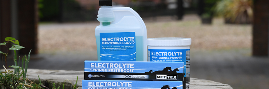 Electrolyte Range