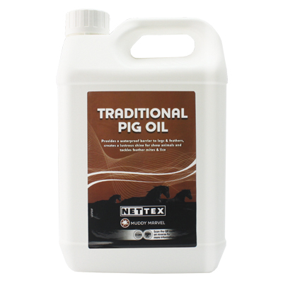 Traditional Pig Oil