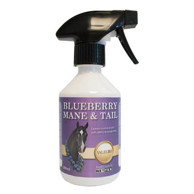 Blueberry Mane & Tale Detangler