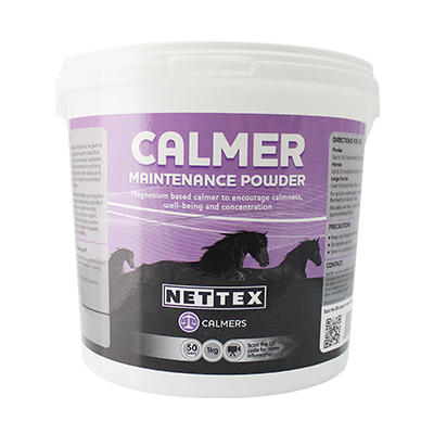 Calmer Maintenance Powder