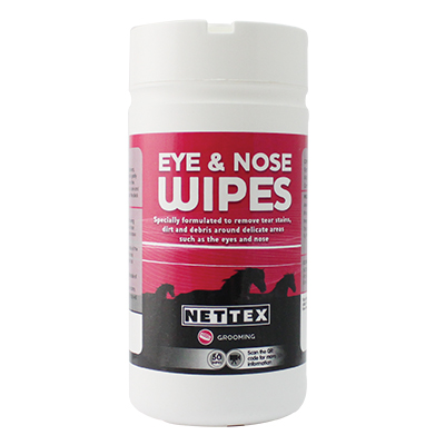 Eye and Nose Wipes
