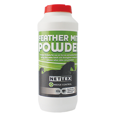 Feather Mite Powder