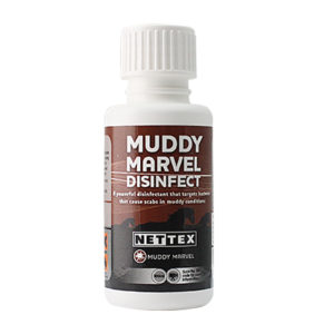 Muddy Marvel Disinfect