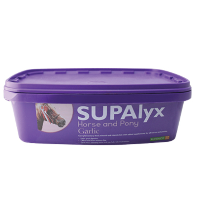 SUPAlyx Garlic