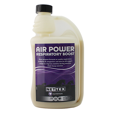 Air Power Respiratory Boost