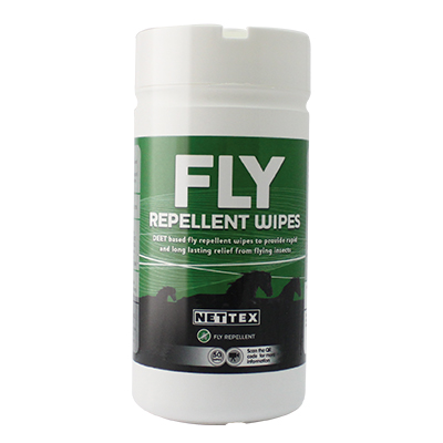 Fly Repellent Wipes