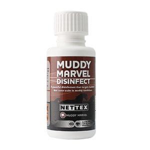 Muddy Marvel Disinfect